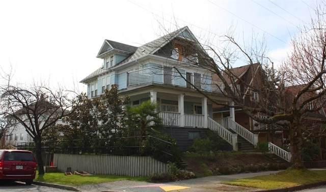 792 E 15TH Avenue, Vancouver, BC V5T 2R7 (#R2567421) :: Initia Real Estate