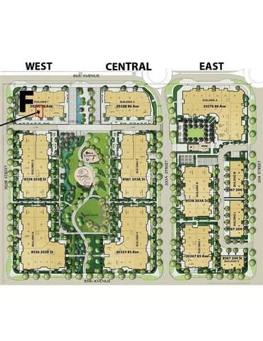 20290 86 Avenue #602, Langley, BC V2Y 2C2 (#R2567510) :: RE/MAX City Realty