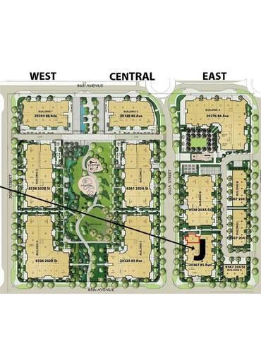 20367 85 Avenue #605, Langley, BC V0V 0V0 (#R2567539) :: RE/MAX City Realty