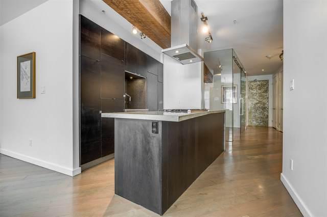 1178 Hamilton Street #206, Vancouver, BC V6B 2S2 (#R2568747) :: Initia Real Estate