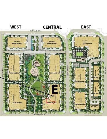 20325 85 Avenue #303, Langley, BC V2Y 3L2 (#R2570258) :: RE/MAX City Realty