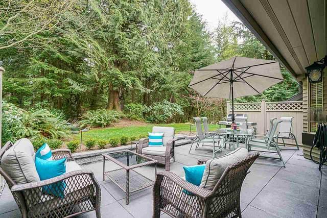 1550 Larkhall Crescent #44, North Vancouver, BC V7H 2Z2 (#R2573631) :: Initia Real Estate