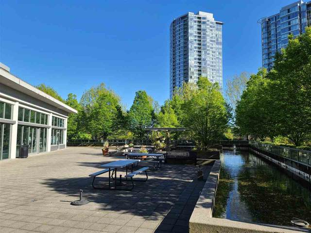 1018 Cambie Street #608, Vancouver, BC V6B 6J6 (#R2574522) :: Initia Real Estate