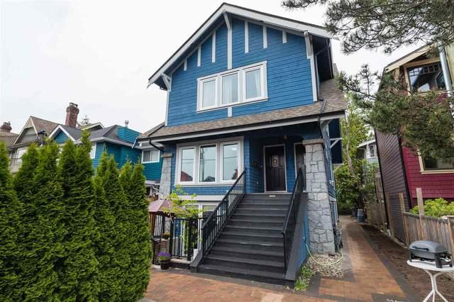 3311 W 7TH Avenue, Vancouver, BC V6R 1V9 (#R2575195) :: Initia Real Estate