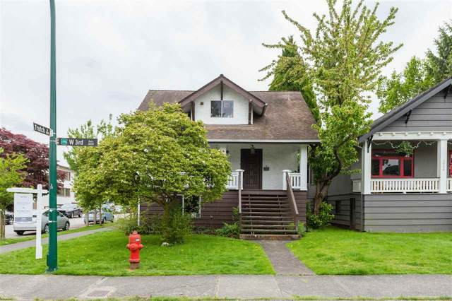 3206 W 3RD Avenue, Vancouver, BC V6K 1N4 (#R2575542) :: Initia Real Estate