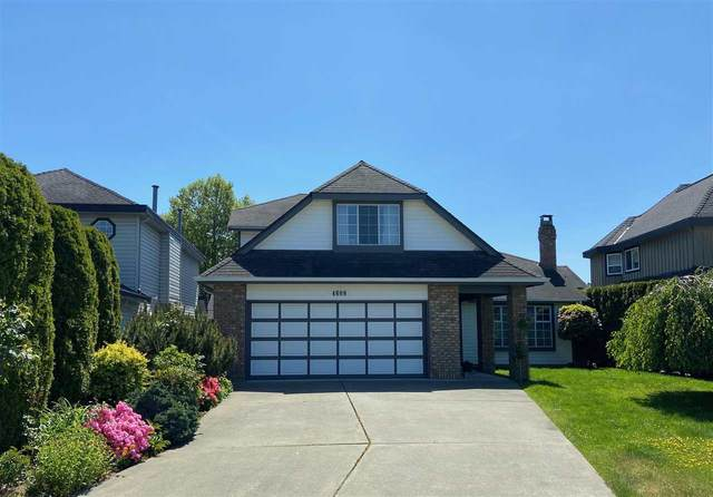 4608 Holly Park Wynd, Delta, BC V4K 4S2 (#R2575822) :: Ben D'Ovidio Personal Real Estate Corporation | Sutton Centre Realty