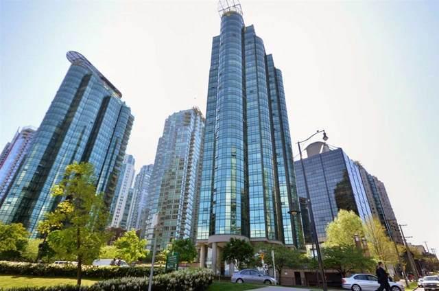 588 Broughton Street #702, Vancouver, BC V6G 3E3 (#R2575950) :: Initia Real Estate