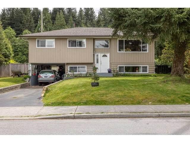 815 Seymour Drive, Coquitlam, BC V3J 6V8 (#R2576161) :: Premiere Property Marketing Team