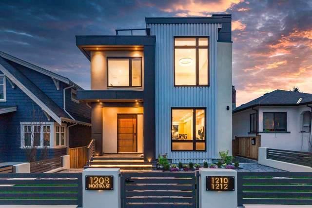 1208 Nootka Street, Vancouver, BC V5K 4E7 (#R2576311) :: 604 Realty Group
