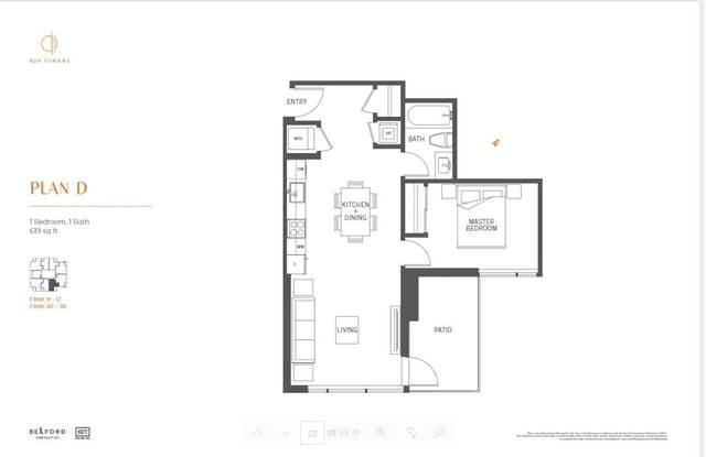 4458 Beresford Street #3404, Burnaby, BC V5H 2Y8 (#R2577158) :: 604 Realty Group