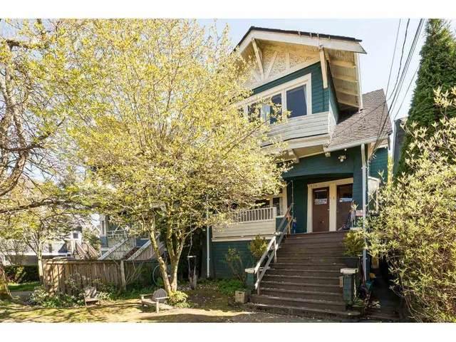 2824 W 5TH Avenue, Vancouver, BC V6K 1T6 (#R2577287) :: Initia Real Estate
