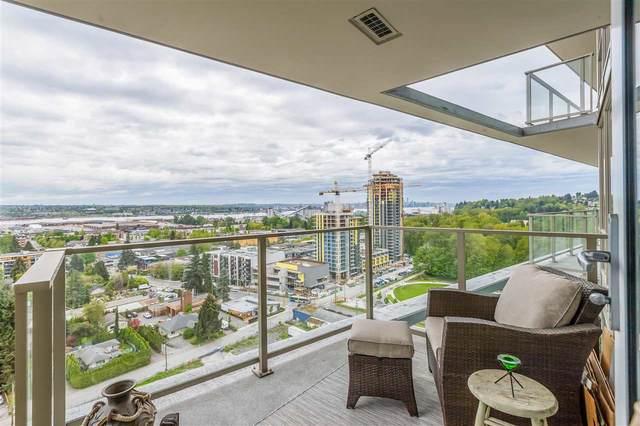 1550 Fern Street #2006, North Vancouver, BC V7J 0A9 (#R2577678) :: Initia Real Estate