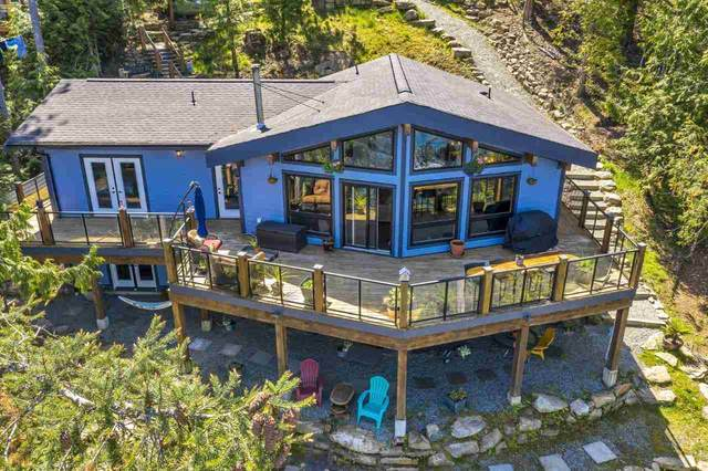 659 Wilks Road, Mayne Island, BC V0N 2J2 (#R2578379) :: Ben D'Ovidio Personal Real Estate Corporation | Sutton Centre Realty