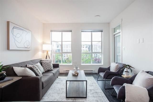 15168 33 Avenue #331, Surrey, BC V3Z 0N7 (#R2578544) :: Premiere Property Marketing Team