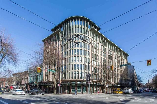 1 E Cordova Street #212, Vancouver, BC V6A 4H3 (#R2580001) :: 604 Home Group