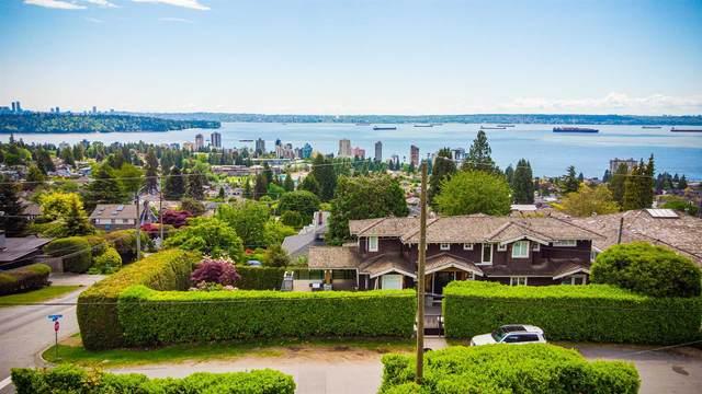 2205 Palmerston Avenue, Vancouver, BC V7V 4E6 (#R2582357) :: Initia Real Estate
