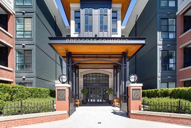 15137 33 Avenue #213, Surrey, BC V3Z 0Y1 (#R2583894) :: Premiere Property Marketing Team