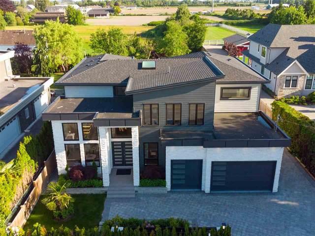 7680 Steveston Highway, Richmond, BC V7A 1M2 (#R2584528) :: Initia Real Estate