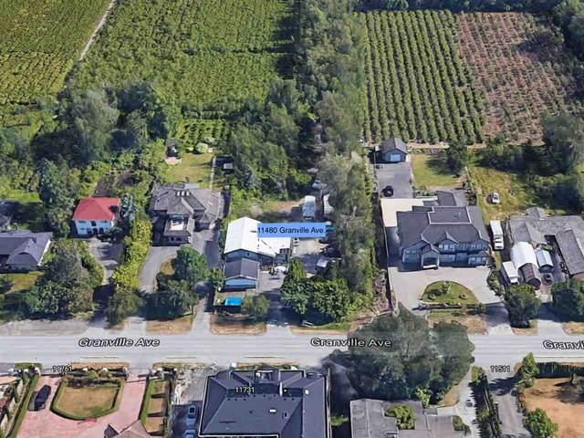 11480 Granville Avenue, Richmond, BC V6Y 1R6 (#R2584634) :: Ben D'Ovidio Personal Real Estate Corporation | Sutton Centre Realty