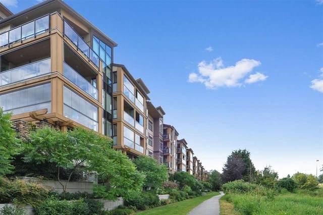 12635 190A Street #319, Pitt Meadows, BC V3E 0E1 (#R2585151) :: 604 Home Group
