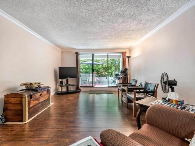 340 Ninth Street #106, New Westminster, BC V3M 3V6 (#R2586030) :: 604 Home Group