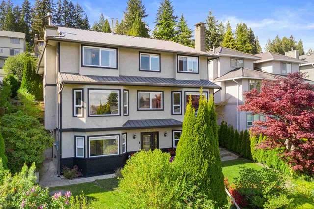 2663 Tempe Knoll Drive, North Vancouver, BC V7N 4K3 (#R2586179) :: Premiere Property Marketing Team