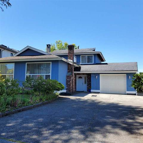6571 Gainsborough Drive, Richmond, BC V7E 3Z2 (#R2586526) :: Premiere Property Marketing Team