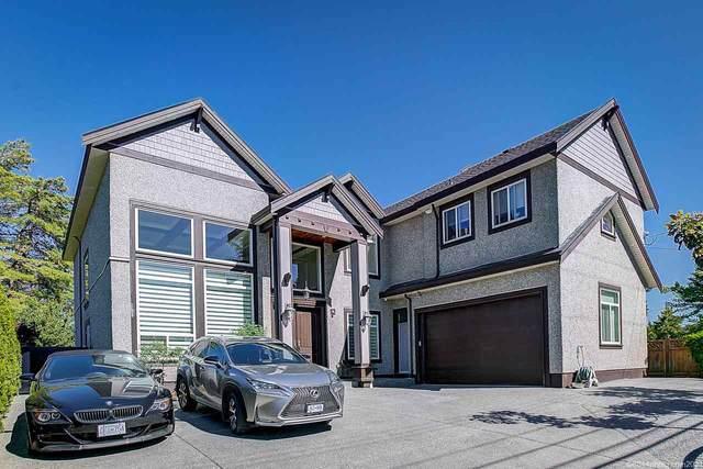 8600 No. 4 Road, Richmond, BC V6Y 2T6 (#R2587143) :: Ben D'Ovidio Personal Real Estate Corporation | Sutton Centre Realty