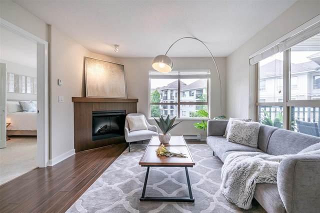 8929 202 Street A305, Langley, BC V1M 0B4 (#R2588074) :: Premiere Property Marketing Team