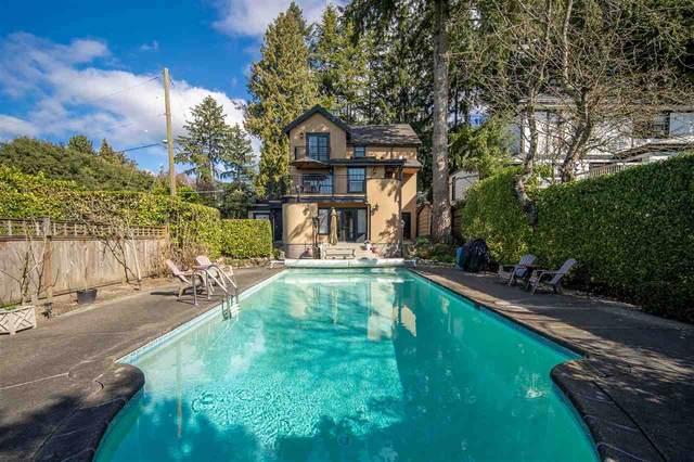 3692 SW Marine Drive, Vancouver, BC V6N 3Z4 (#R2588201) :: Premiere Property Marketing Team