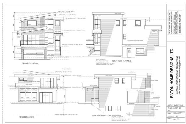 3385 Mamquam Road #26, Squamish, BC V0V 0V0 (#R2588394) :: Initia Real Estate