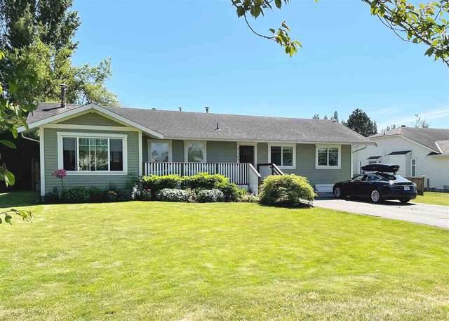 21764 50 Avenue, Langley, BC V3A 3T3 (#R2588411) :: Premiere Property Marketing Team