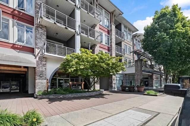 12350 Harris Road #109, Pitt Meadows, BC V3Y 0C5 (#R2588858) :: Initia Real Estate