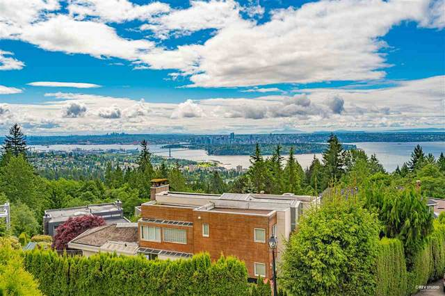 2585 Westhill Way, West Vancouver, BC V7S 3E4 (#R2589004) :: 604 Home Group