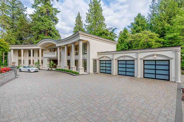 1760 29TH Street, West Vancouver, BC V7V 4M8 (#R2589018) :: Ben D'Ovidio Personal Real Estate Corporation | Sutton Centre Realty