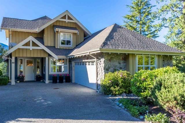 88 Salal Court, Furry Creek, BC V8B 1A3 (#R2589230) :: Premiere Property Marketing Team