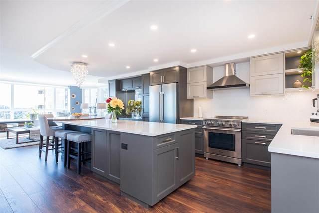 3190 Gladwin Road #1402, Abbotsford, BC V2T 5T2 (#R2589497) :: Homes Fraser Valley
