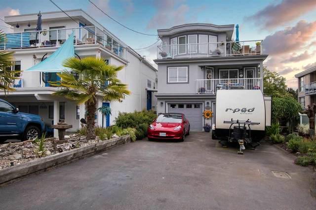 828 Parker Street, White Rock, BC V4B 4R2 (#R2590441) :: RE/MAX City Realty