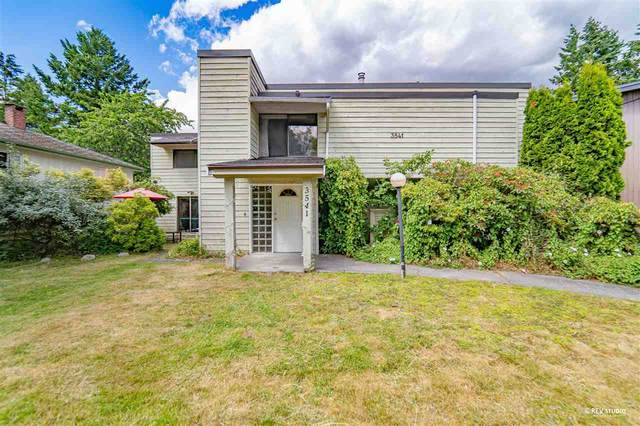 3541 W 49TH Avenue, Vancouver, BC V6N 3T6 (#R2590604) :: Premiere Property Marketing Team