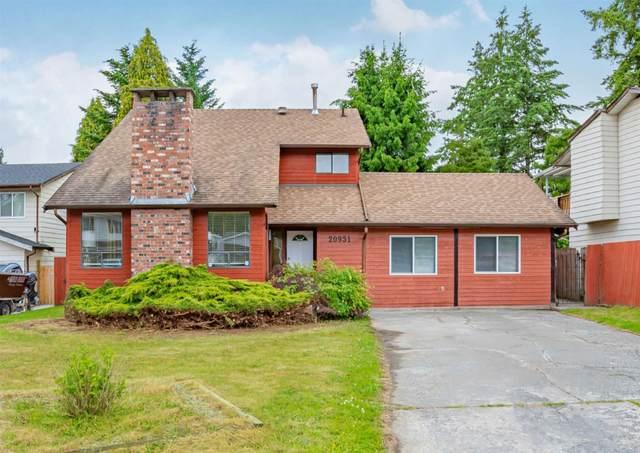 20951 Cook Avenue, Maple Ridge, BC V2X 7P6 (#R2590730) :: Ben D'Ovidio Personal Real Estate Corporation | Sutton Centre Realty