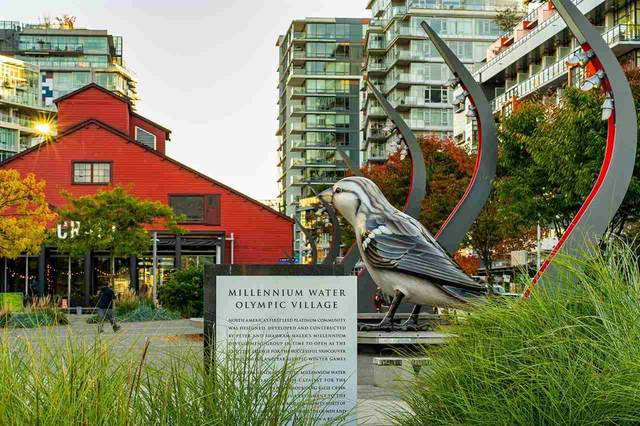 1633 Ontario Street #201, Vancouver, BC V5Y 0C2 (#R2590937) :: Initia Real Estate