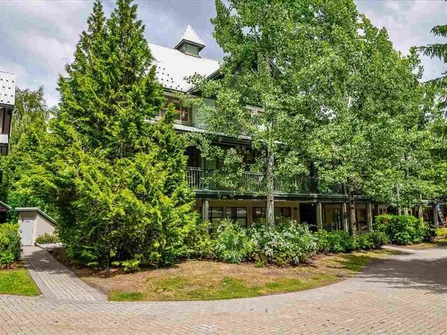 4355 Northlands Boulevard #98, Whistler, BC V8E 1C3 (#R2591088) :: Premiere Property Marketing Team
