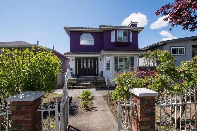 736 E 55TH Avenue, Vancouver, BC V5X 1N7 (#R2591326) :: Initia Real Estate