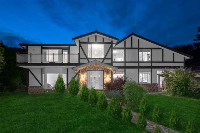 1406 Chartwell Drive, West Vancouver, BC V7S 2R8 (#R2591508) :: Initia Real Estate