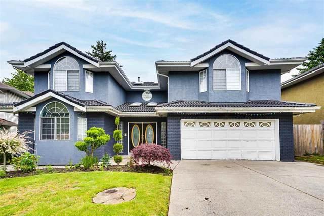 11813 98 Avenue, Surrey, BC V3V 2J3 (#R2591755) :: 604 Realty Group