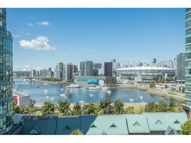 1159 Main Street #1105, Vancouver, BC V6A 4B6 (#R2591990) :: Ben D'Ovidio Personal Real Estate Corporation | Sutton Centre Realty