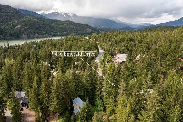 9456 Emerald Drive, Whistler, BC V8E 0G5 (#R2592127) :: Ben D'Ovidio Personal Real Estate Corporation   Sutton Centre Realty