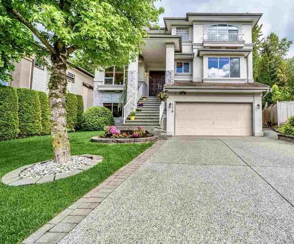 118 Linden Court, Port Moody, BC V3H 5C2 (#R2592653) :: 604 Home Group