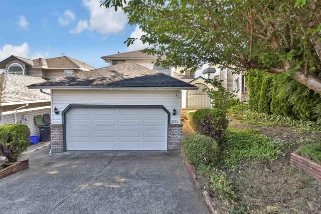 2874 Banbury Avenue, Coquitlam, BC V3B 5H2 (#R2592899) :: 604 Realty Group