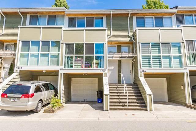 3365 Fieldstone Avenue, Vancouver, BC V5S 4R9 (#R2592961) :: Ben D'Ovidio Personal Real Estate Corporation   Sutton Centre Realty